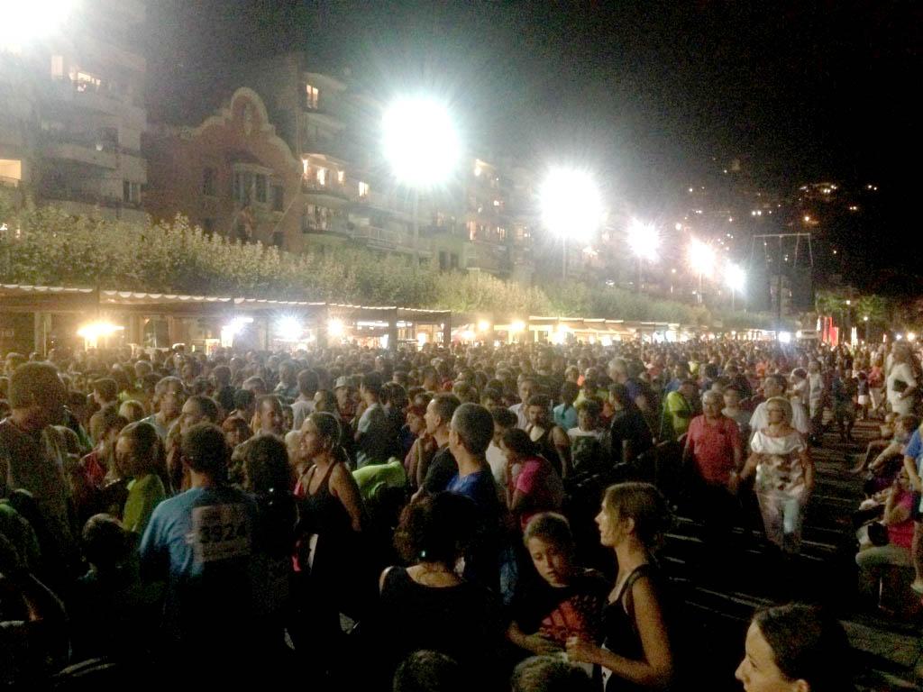 """Récord en la XXXIV Caminata Popular «Nit De Sant Bonós"""""""